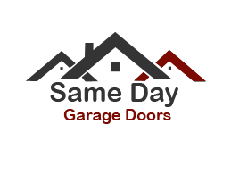 Same Day Garage Doors logo
