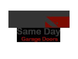 Same Day Garage Doors logo